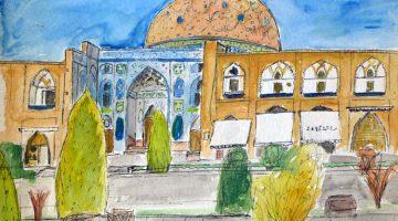 O Irão em sketchs