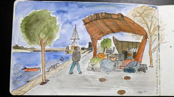 O Porto em sketchs II (pai e filha com estilos diferentes)