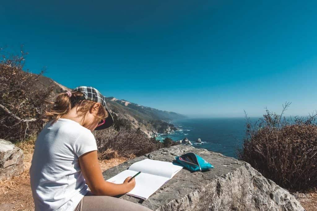 Desenhar a Big Sur