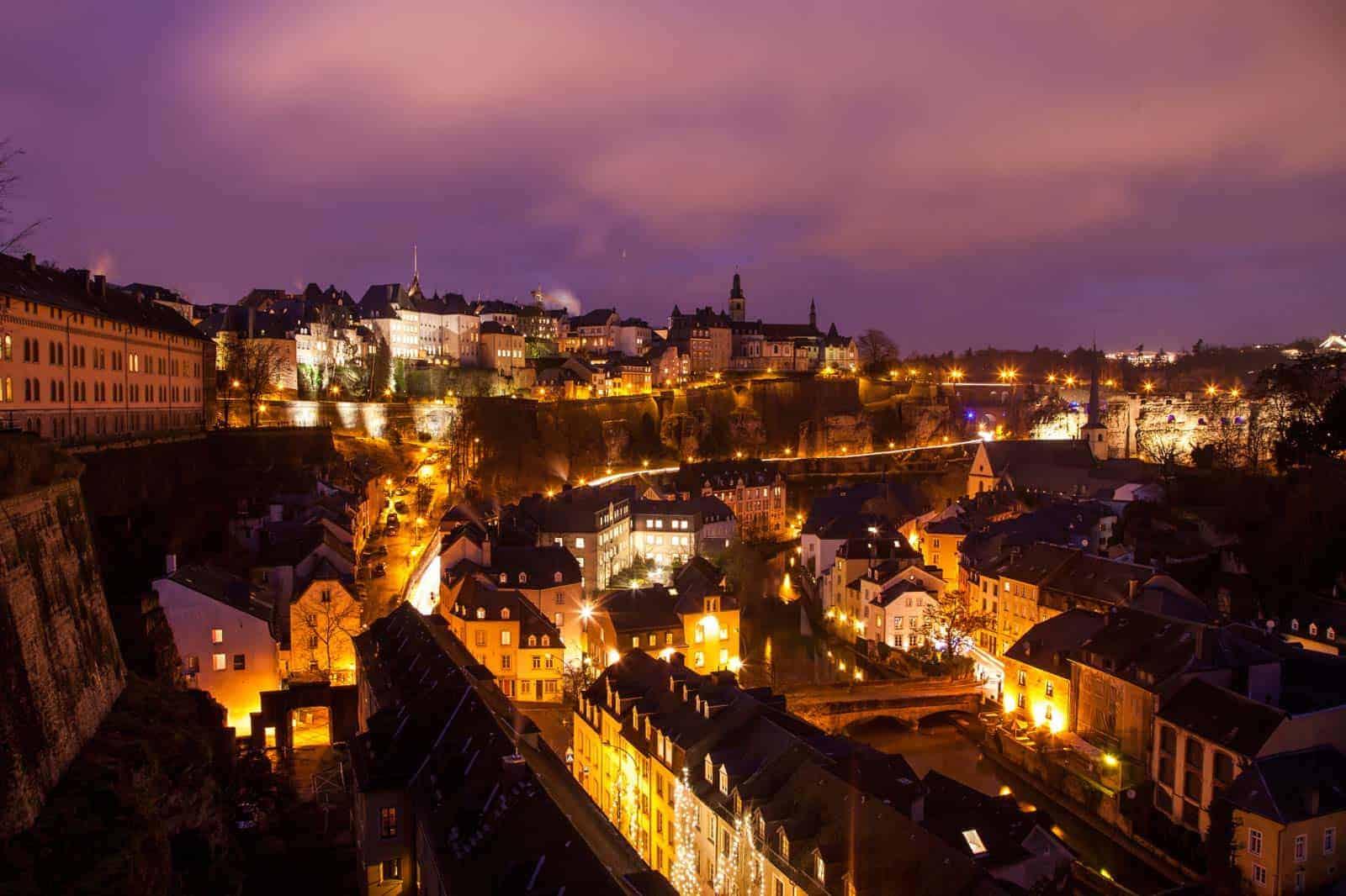 Liuksemburgo miestas