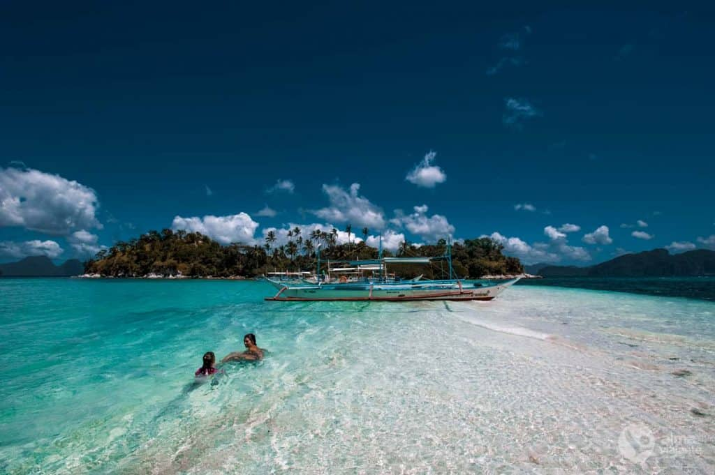 Snake Island, Bacuit