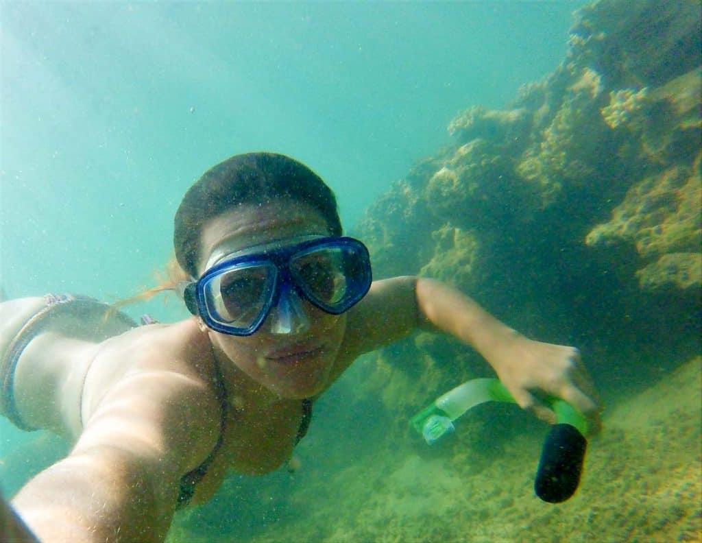 Snorkelling nas Fiji