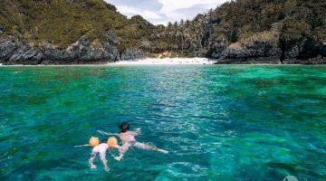 """Snorkelling nas ilhas Phi Phi: """"Pai, não é maravilhoso?"""" (Pikitim #11)"""