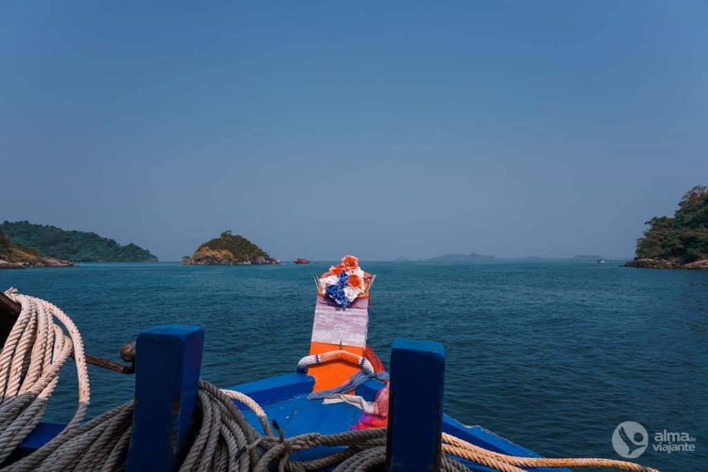 O que fazer em Koh Mak: snorkelling tour em Koh Rang