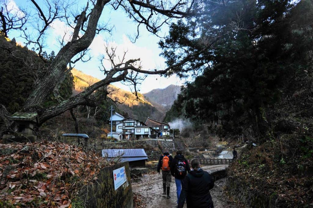 Visitar Jigokudani