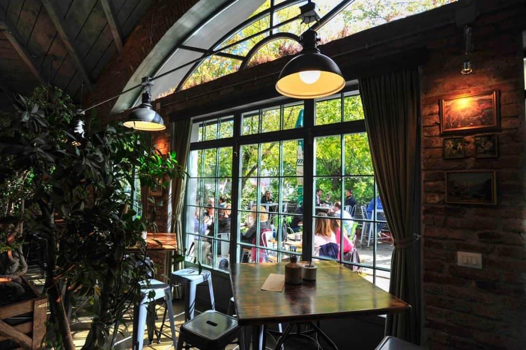 Café Pristina, Kosovo