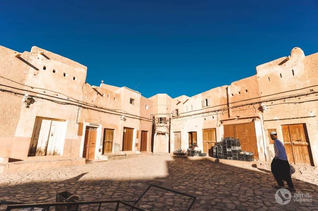 Souk Beni Isguen, Ghardaia, Argélia