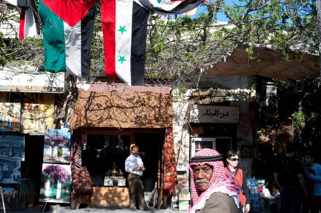 Souk de Damasco