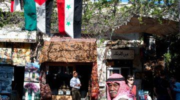 Perdido nos souks de Damasco (Do Cairo a Teerão #5)