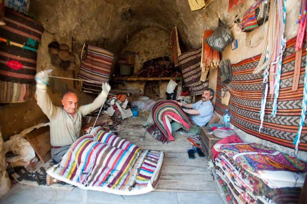 Mercado em Mardin