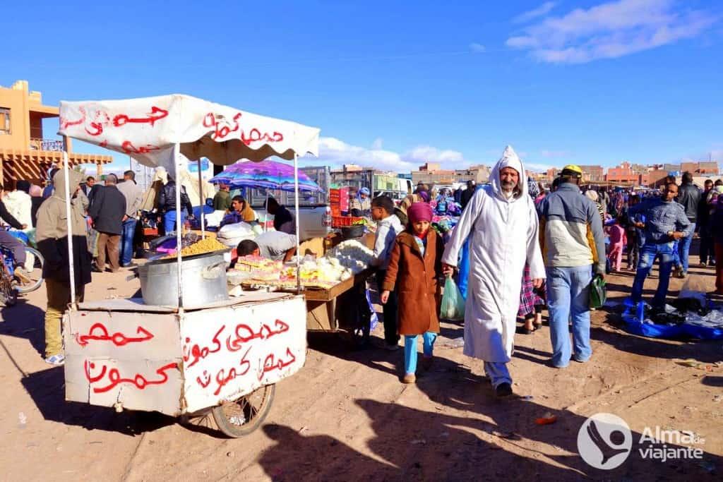 Souk di Ouarzazate