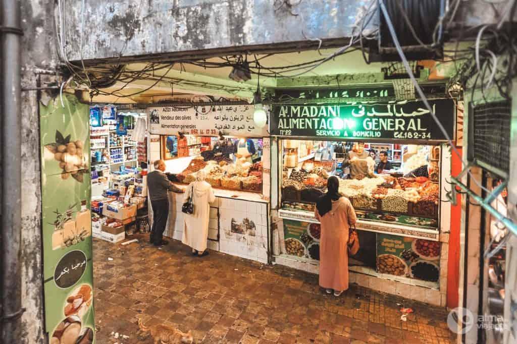 Mercado Central de Tânger