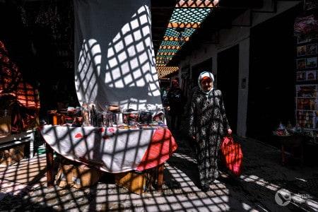 O que visitar em Tétouan: souk