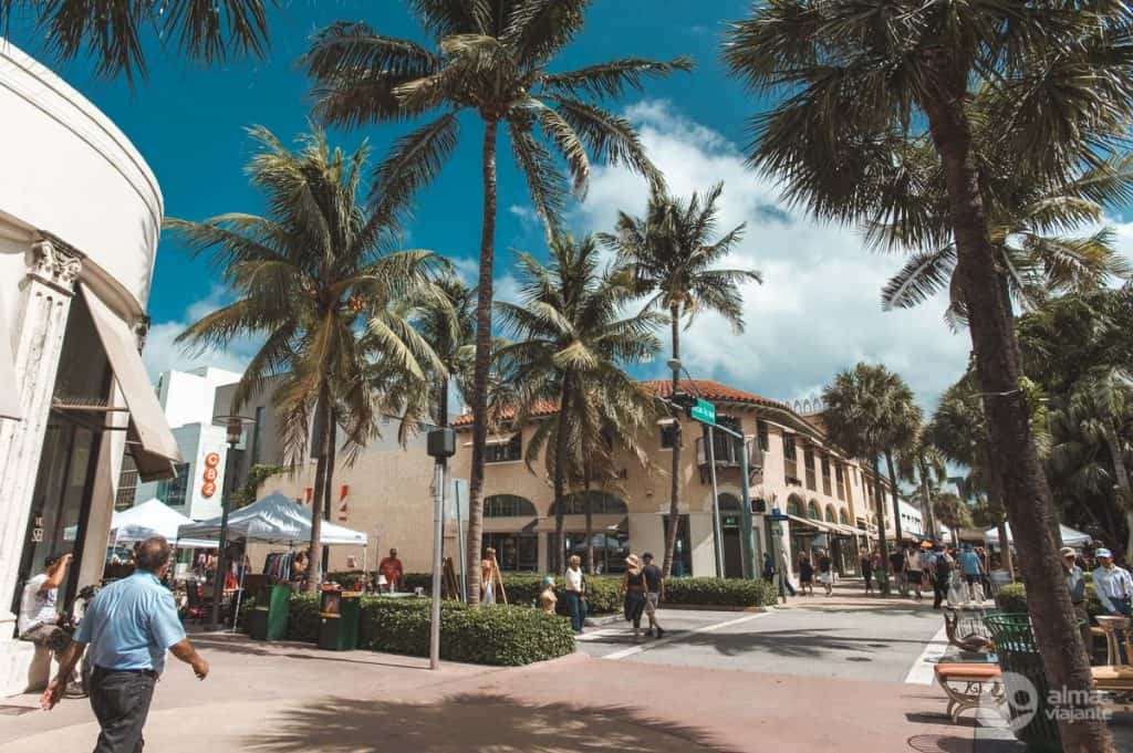 Lincoln Road, South Beach Miami