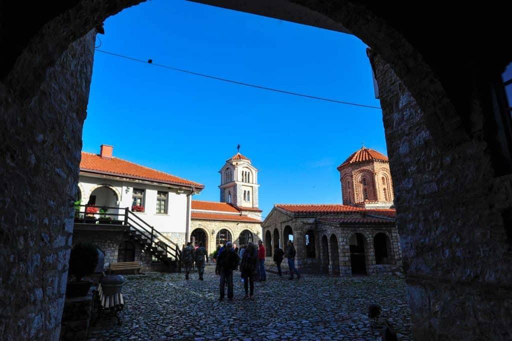 Visitar St. Naun, Ohrid