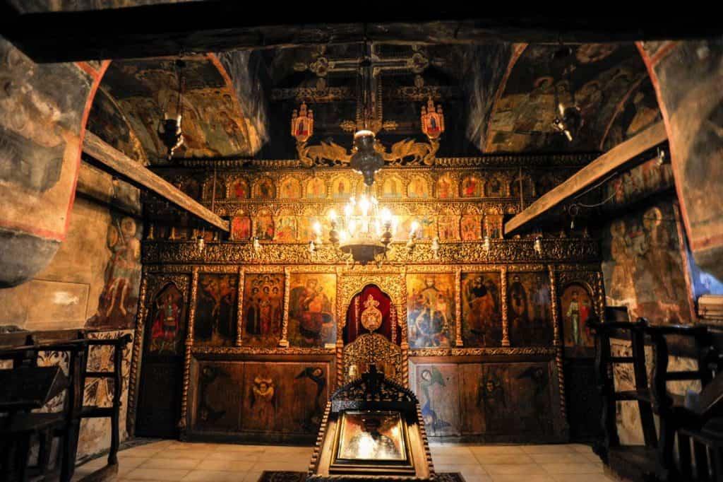Mosteiro St. Naun