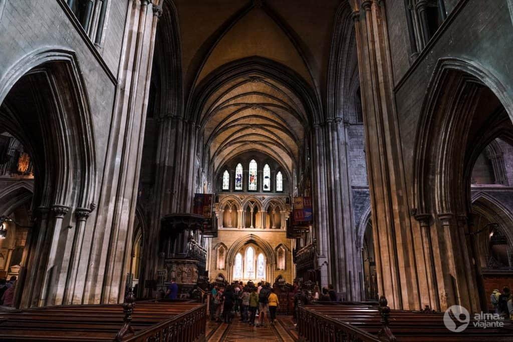 O que fazer em Dublin: visitar St. Patrick's