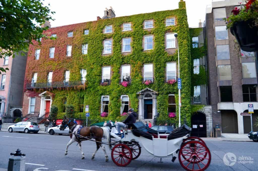St. Stephens Green, Dawson Street, Dublin
