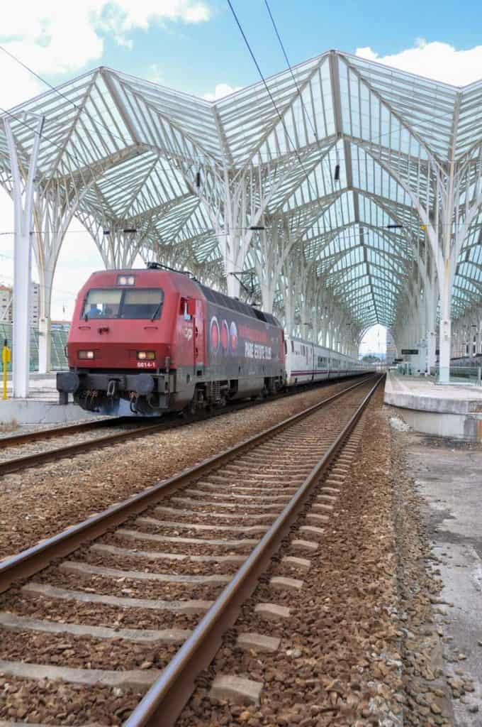 Viajar no Sud Express