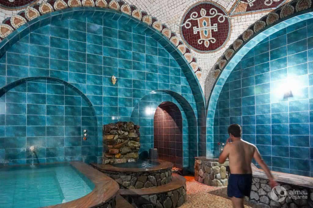 O que fazer em Tbilisi: Sulfur Bath N5