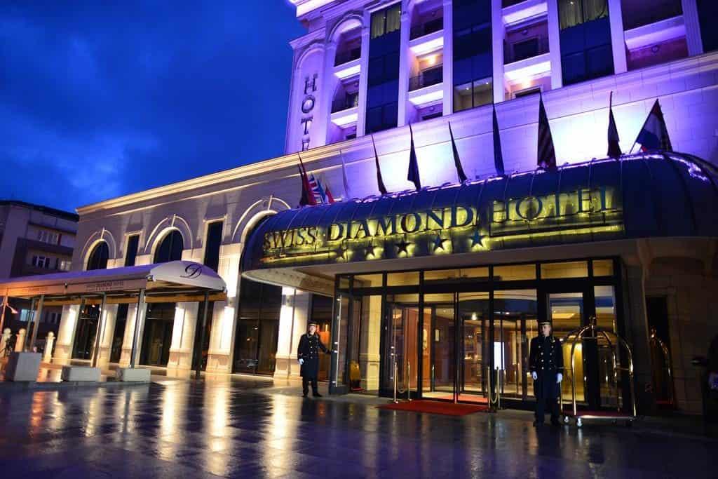 Melhores hotéis de Pristina: Swiss Diamond