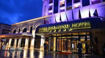 Populiariausios Prištinos viešbučiai: Swiss Diamond