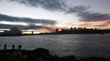 Sydney por quem lá vive: João Afonso Fonseca
