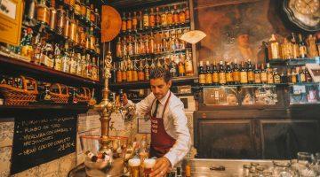 De tapa em tapa pelas centenárias tabernas de Madrid