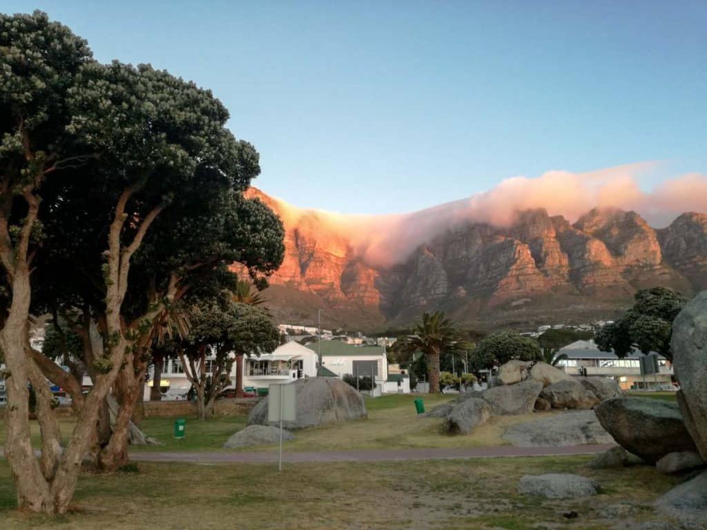 Table Mountains, Cape Town