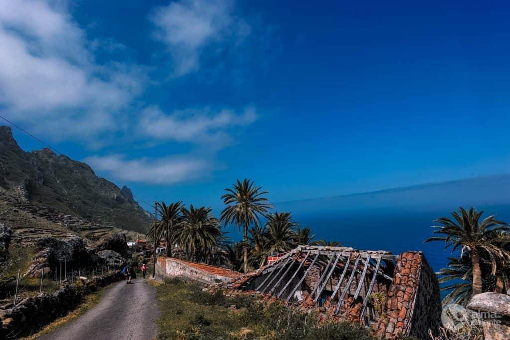 트레킹 PR-TF 8, Parque Rural Anaga, Tenerife