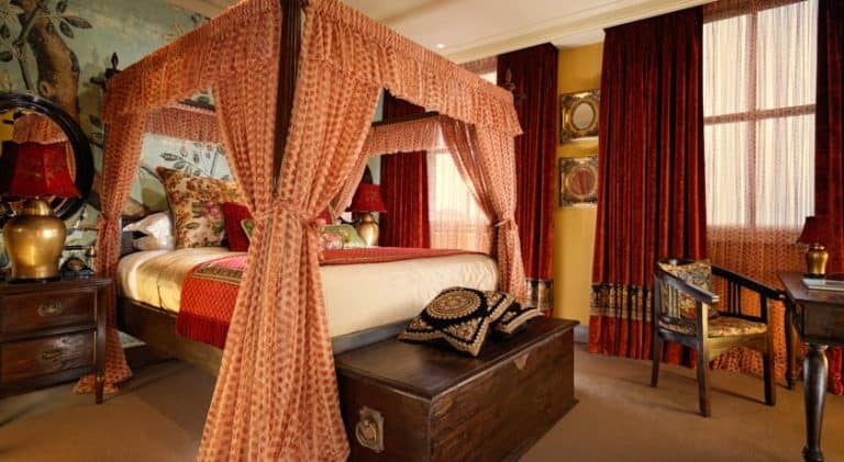 Melhores hotéis de Londres: Taj 51 Buckingham Gate Suites and Residences
