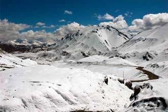 Montes Pamir