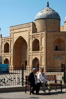 Mausoléu do Xeque Massal ad Din, Khojand