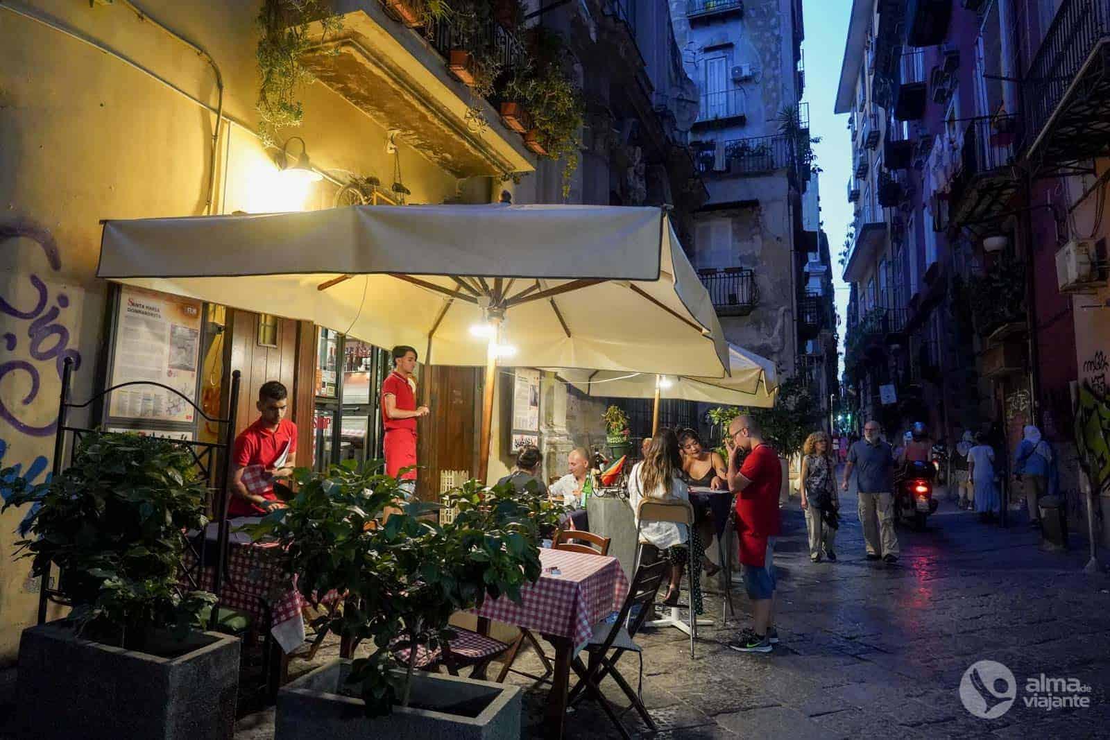 Dónde comer en Nápoles: Tandem Ragu