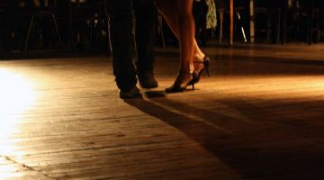 Življenje v Buenos Airesu: tango