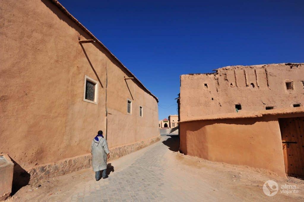 Kvarter Taourirt, Ouarzazate