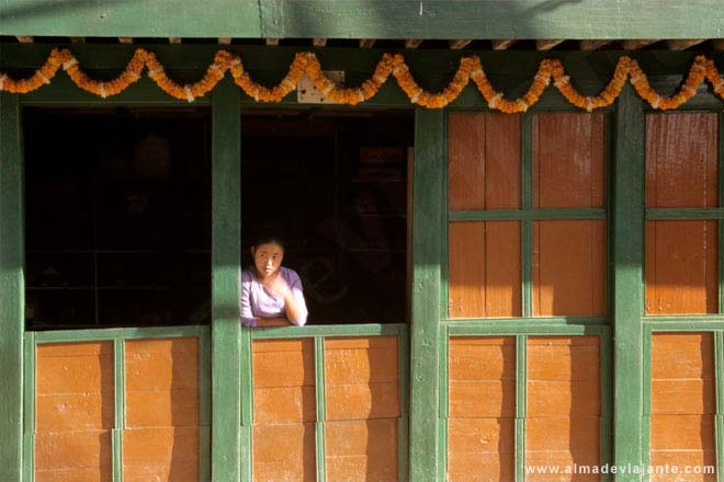 Aldeia de Taplejung, Nepal