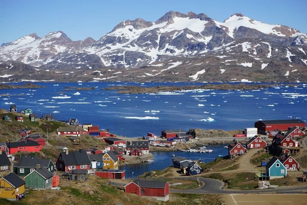 Tasiilaq, Gronelândia