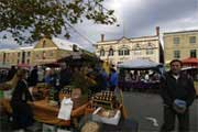 Salamanka rinkos dieną, Hobartas