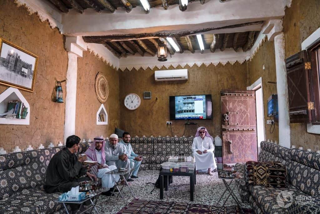 Teahouse Shaqra, Arábia Saudita