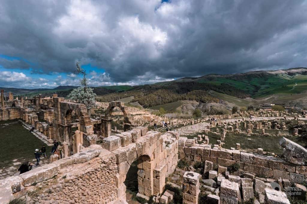 Djémila, Argélia