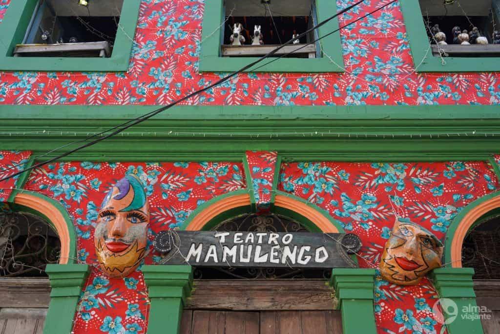 Teatro Mamulengo, Recife