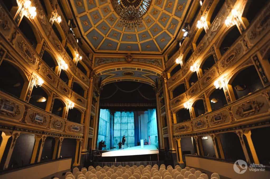 Teatro Manoel, Valletta