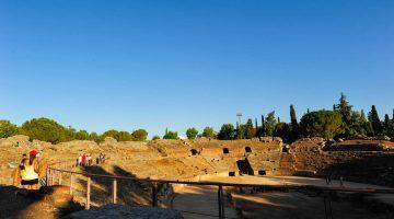 Explorando o Conjunto Arqueológico de Mérida