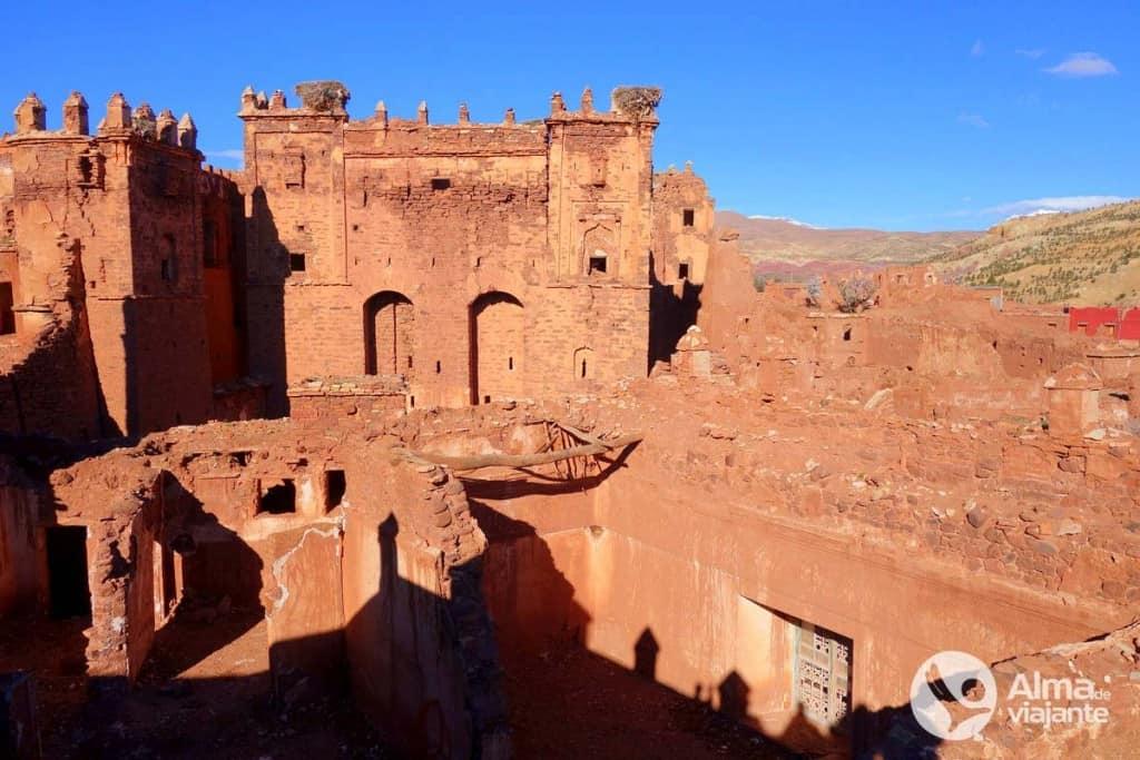 Cose da fare a Ouarzazate: visita Telouet nell'Alto Atlante