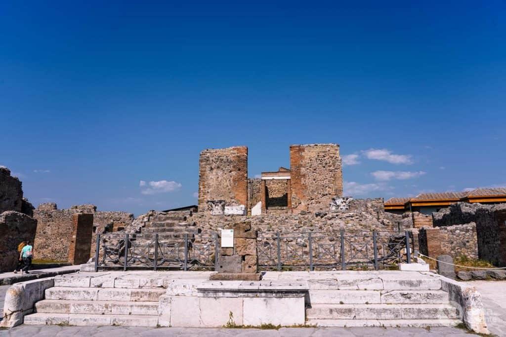 Templo de Augusto Fortuna