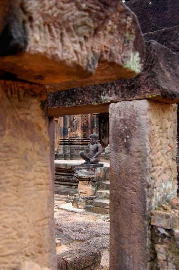 UNESCO: Bayon, Angkor Wat