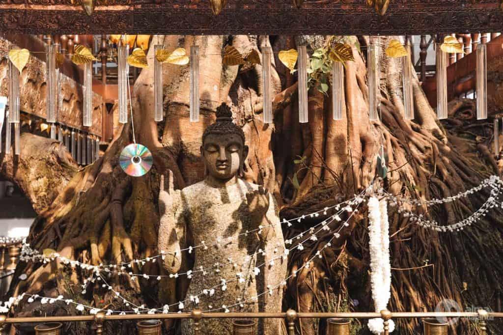 O que visitar em Colombo: Templo Gangaramaya
