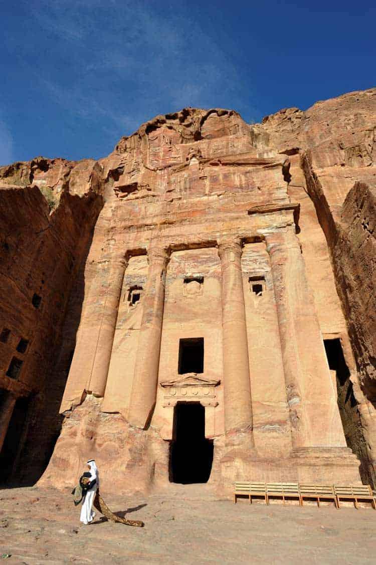 Tribunal, Petra