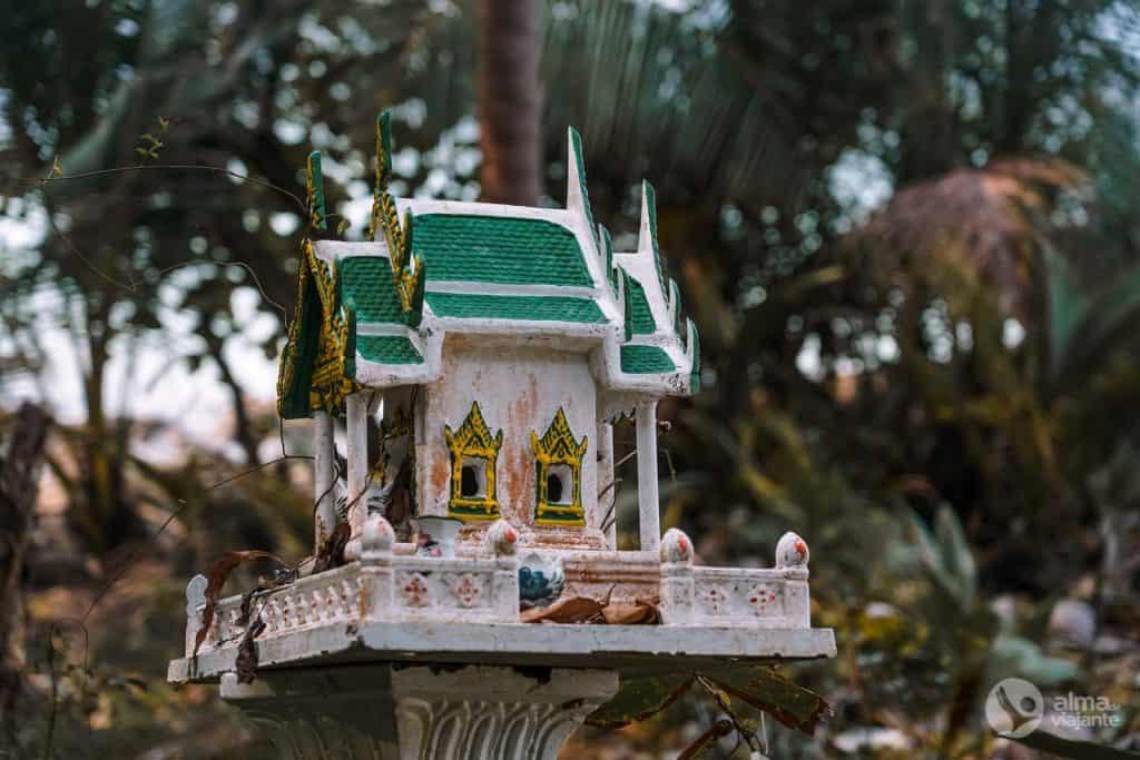 Templo Koh Wai